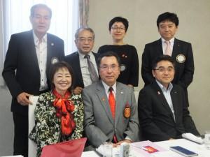 熊本第5グループ ガバナー公式訪問を終えて(宇土)
