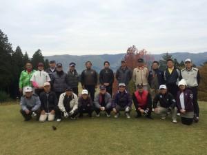 熊本第2グループ親睦ゴルフコンペ