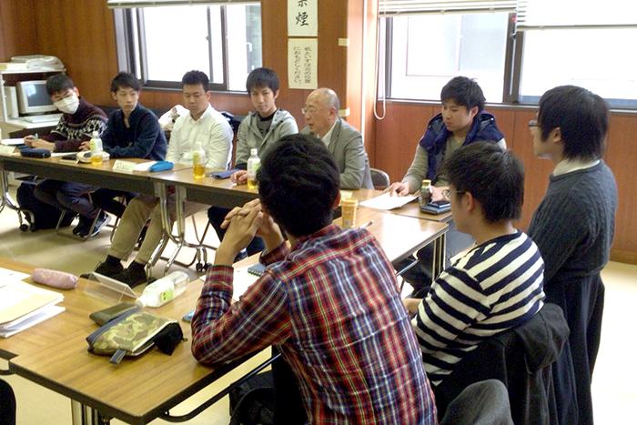 3月6日(日)第二回会長幹事会及びインターシティミーティング
